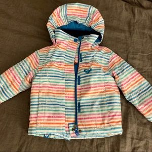 Roxy toddler girls snowboard ski winter jacket
